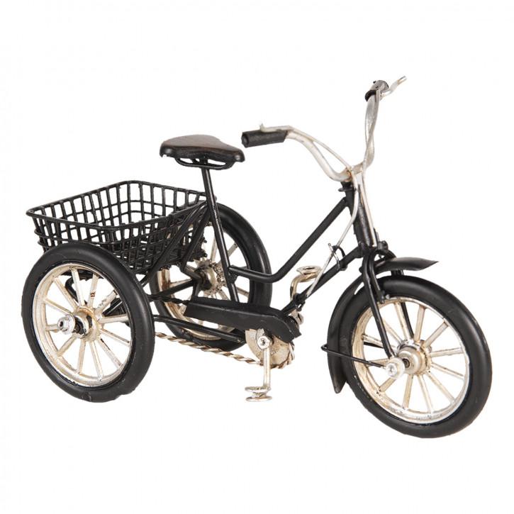 Modell Dreirad 16x7x10 cm