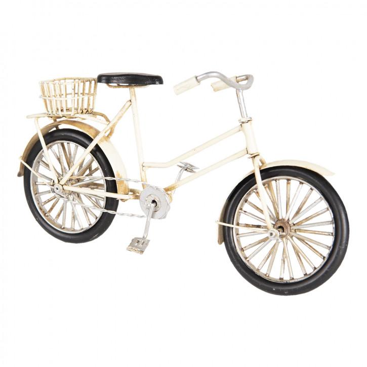 Modell Fahrrad 23x7x12 cm