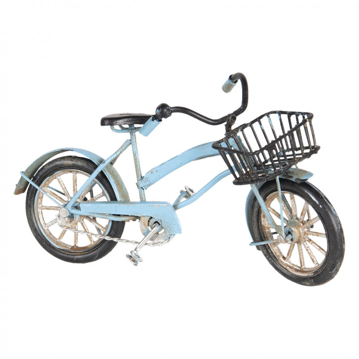 Modell Fahrrad 16x5x9 cm