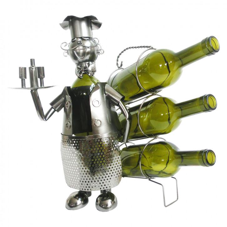 Flaschenhalter Kellner 32x21x33 cm