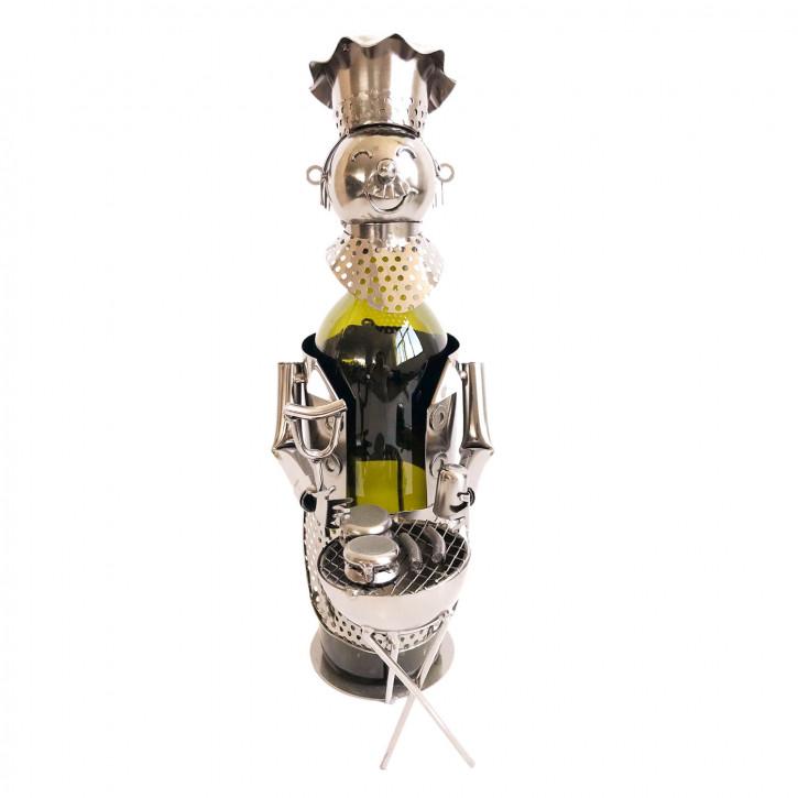 Flaschenhalter Koch 16x12x21 cm