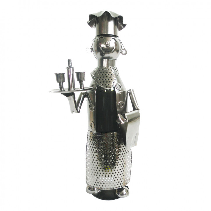 Flaschenhalter Kellner 17x13x36 cm