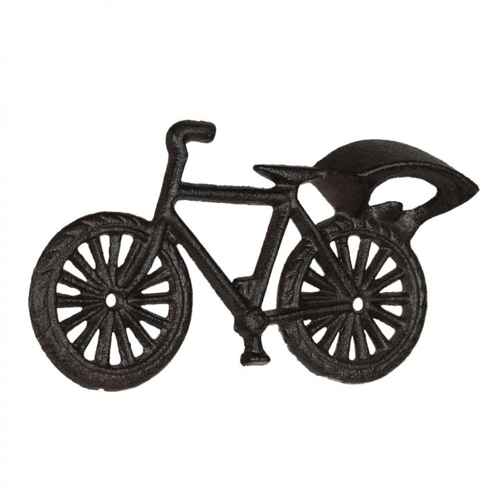 Flaschenöffner Fahrrad 20x3x11 cm