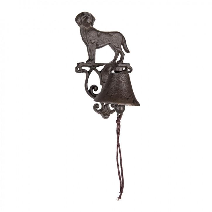 Klingel Hund 14x14x25 cm