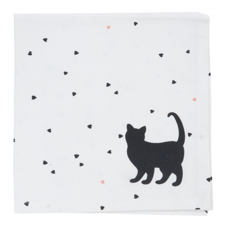 "Servietten ""Cat Lovers""  40x40 cm"