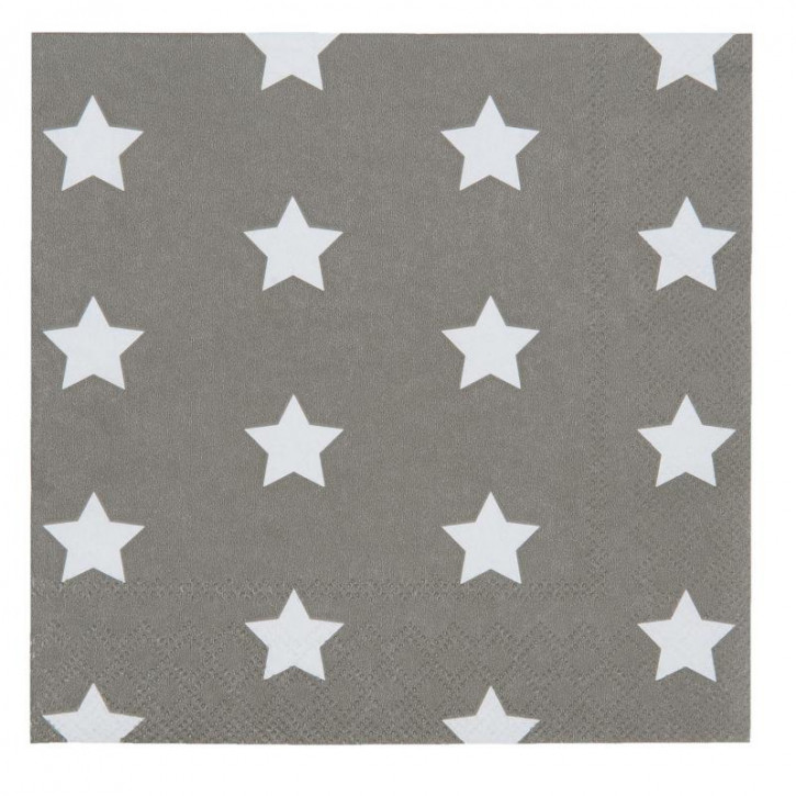 Papierservietten 33x33 (20er Set) Catch a Star
