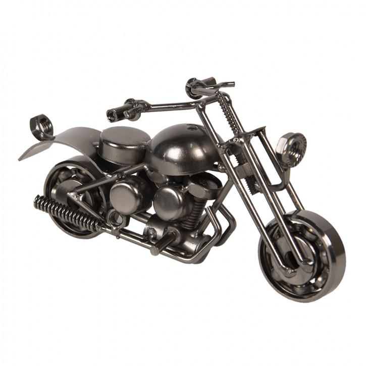 Modell Motorrad 15x6x8 cm