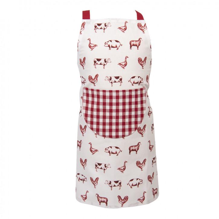 Kochschürze Kind 48x56 cm