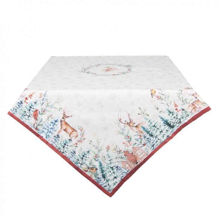 Tischdecke 100x100 cm