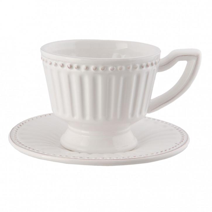 Kaffeetasse mit» 16x15x9 cm / 0.225 L