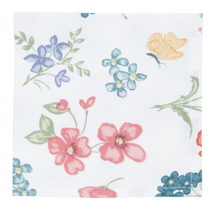 Servietten (6er Set) 40x40 cm Field Flowers