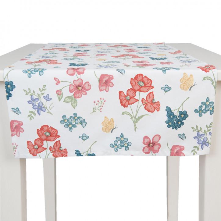 Tischläufer 50x140 Field Flowers