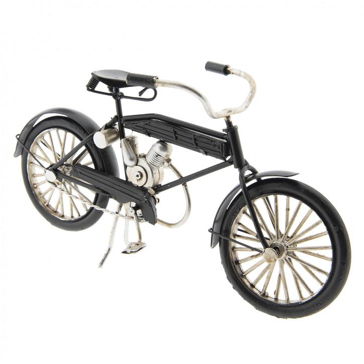 Modell Fahrrad 23x8x12 cm