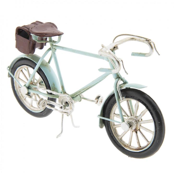 Modell Fahrrad 16x4x8 cm
