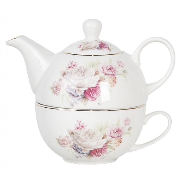 Tea for one set 17x11x14 cm / 0,4L