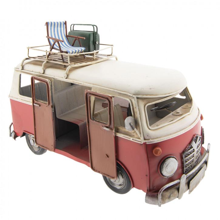Modell Bus 28x13x18 cm