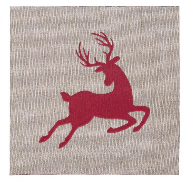 Papierservietten 33x33 (20er Set) Hello Deer