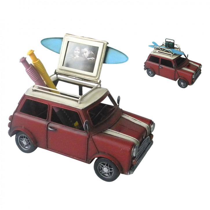 Modell auto/Fotorahmen 20x12x11 cm