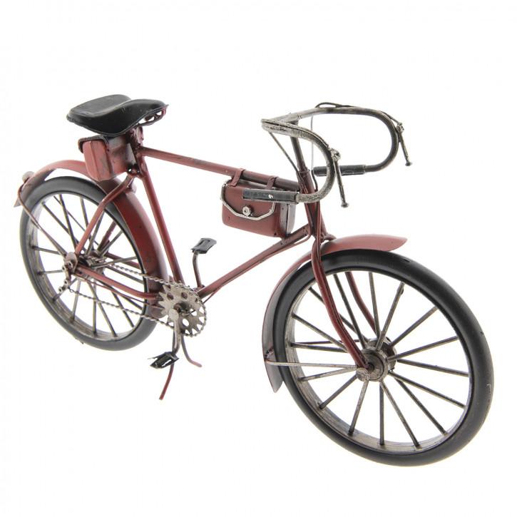 Modell Fahrrad 28x7x16 cm