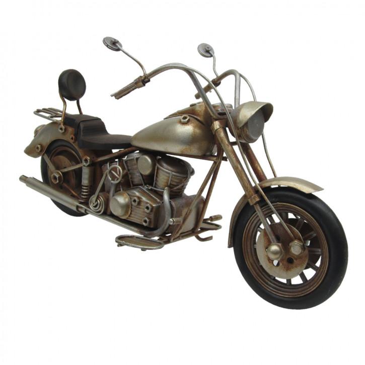 Motorrad 29x10x15 cm