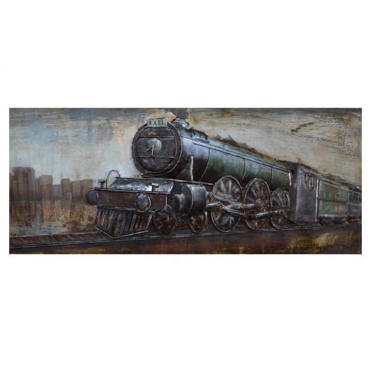 Wanddekoration 180x56x5 cm
