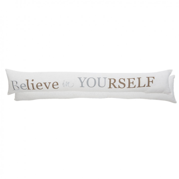 Zugluftstopper Believe yourself 15x85