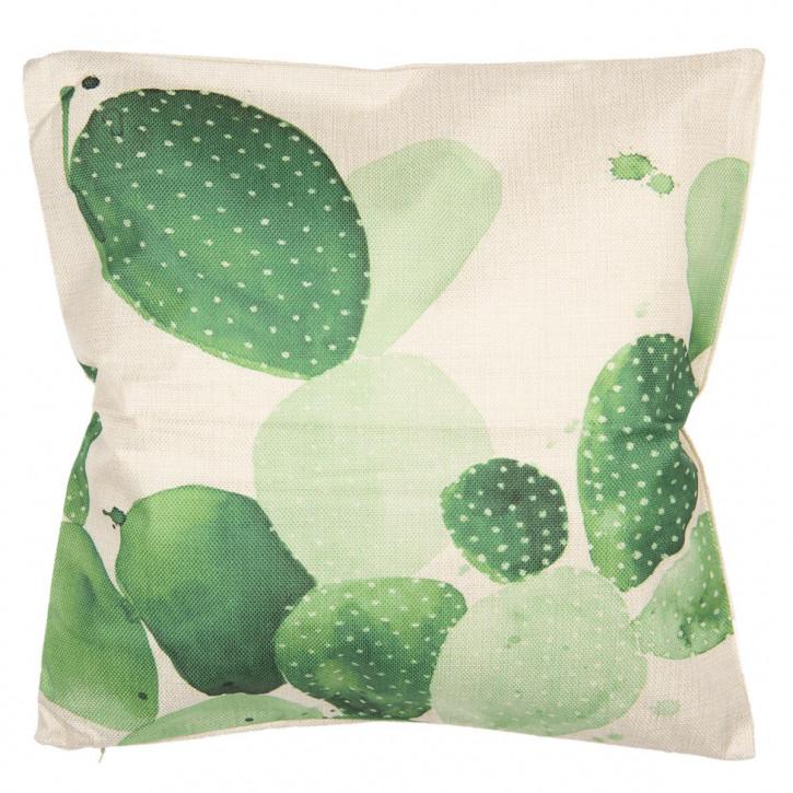 Kissenhülle Kaktus 43x43 cm