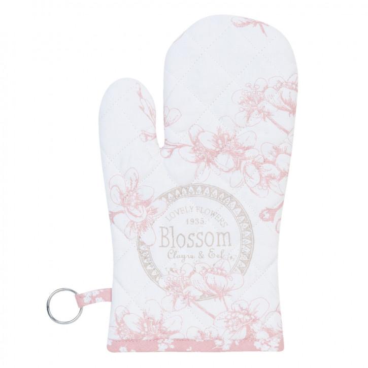 Ofenhandschuh Lovely Blossom Flowers