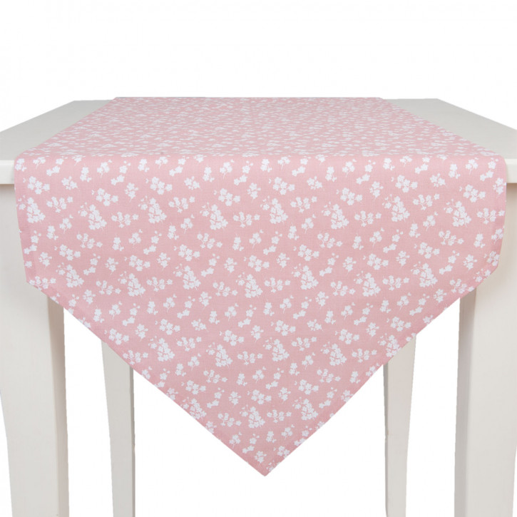 Tischläufer 50x160 Lovely Blossom Flowers