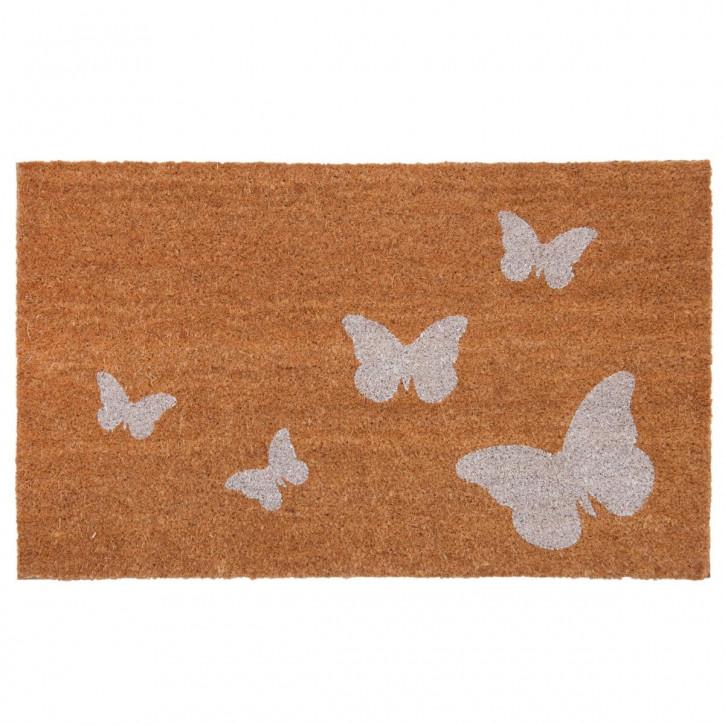 """Türmatte """"Schmetterlinge"""" 75x45 cm"""