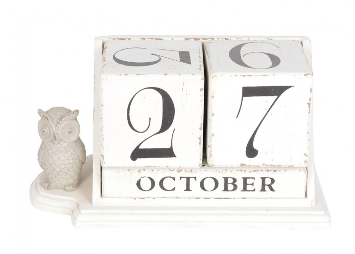 Kalender 23x11x12 cm