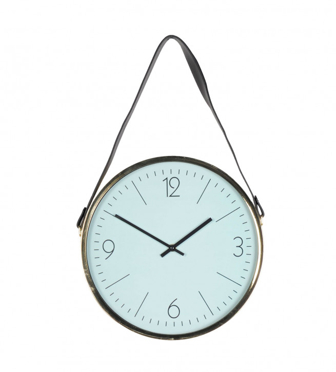 Uhr Ø 33x5 cm