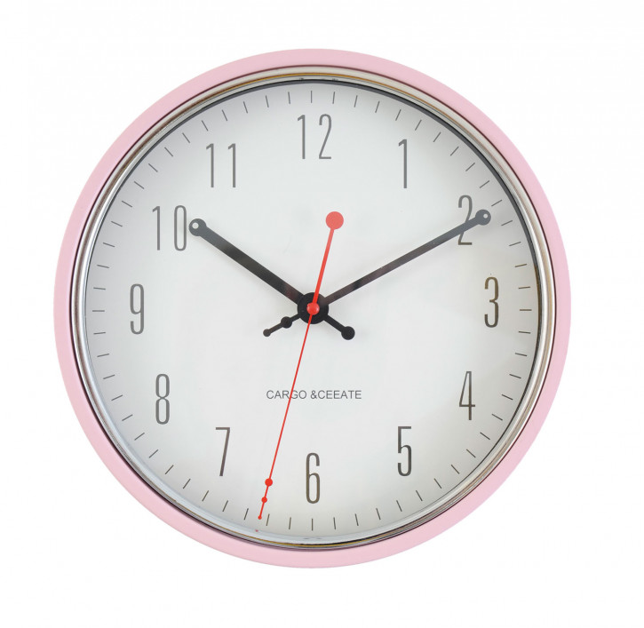 Uhr Ø 25x8 cm