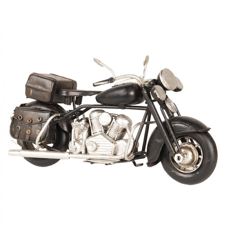 Modell Motorrad 19x8x11 cm