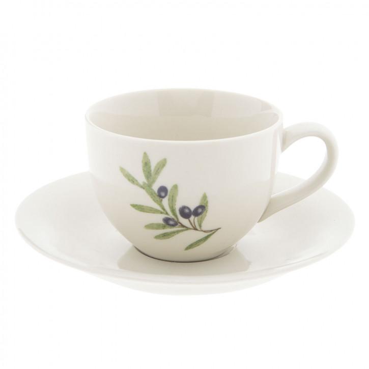 Kaffeetasse mit» Ø 15x7 cm / 0,2L
