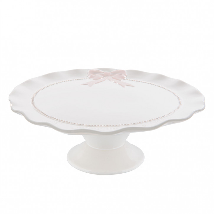 Cake stand R 25x6 cm