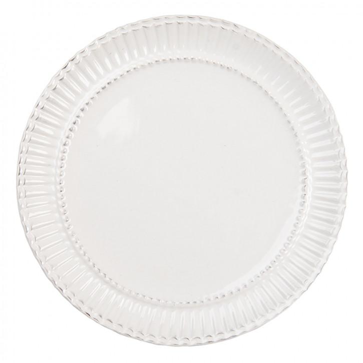 Kleiner Teller Ø 21x2 cm