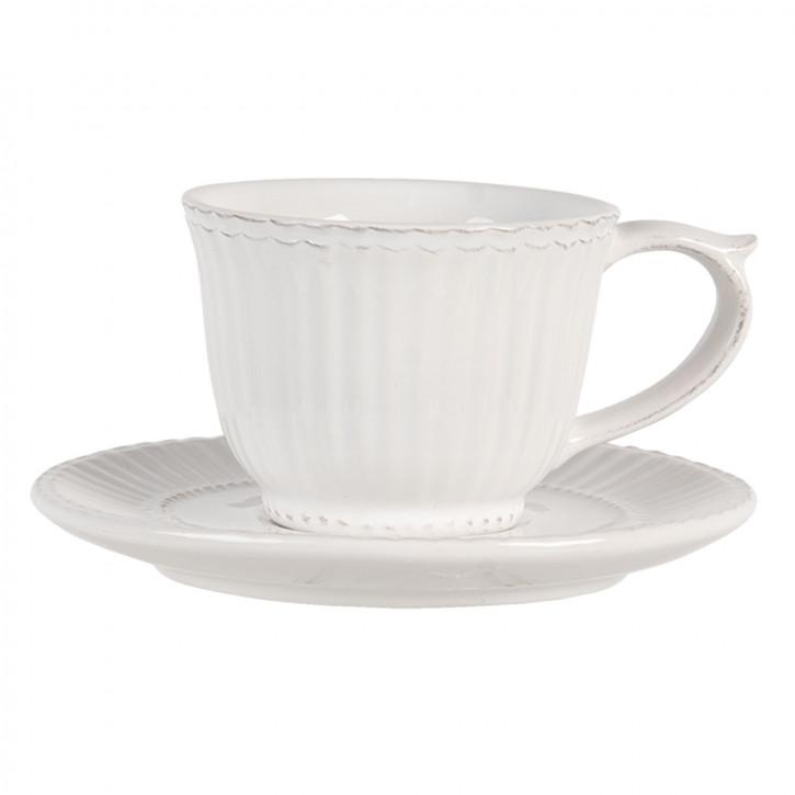 Kaffeetasse mit» Ø 15x8 cm / 150 ml