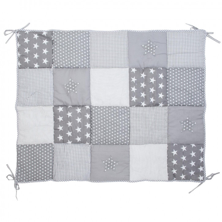 Baby play quilt 105x85 cm
