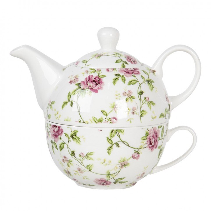 Tea for one set 17x11x14 cm / 400»