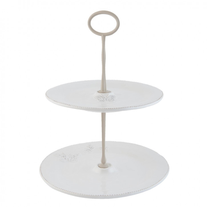Cake stand R 21x27 cm