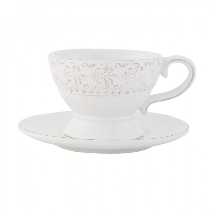 Kaffeetasse mit» Ø 15x8 cm / 0,15 L