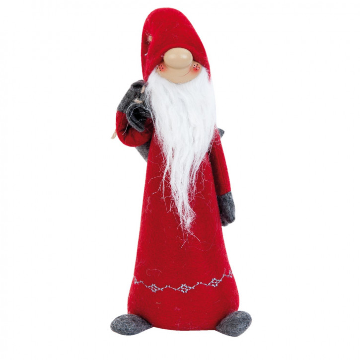 Santa 13x8x41 cm