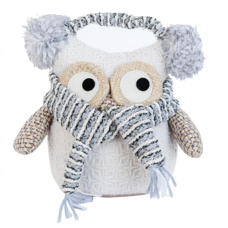 Owl 19x13x17 cm
