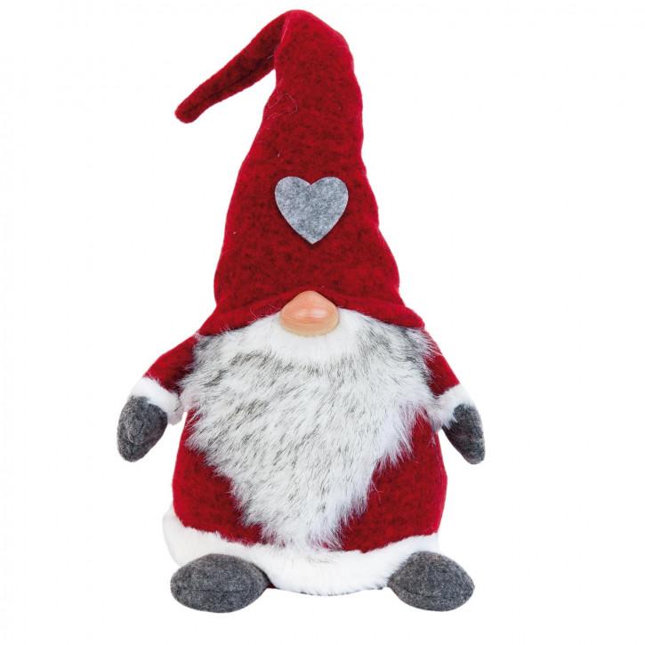 Weihnachtsmann 21x16x44 cm