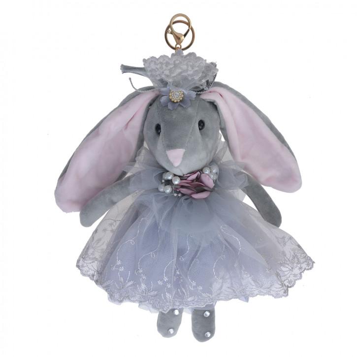 Dekoration Kaninchen 30 cm
