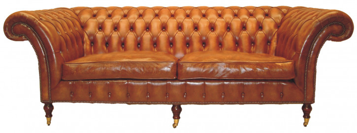 """Victorian"" Chesterfield Sofa"