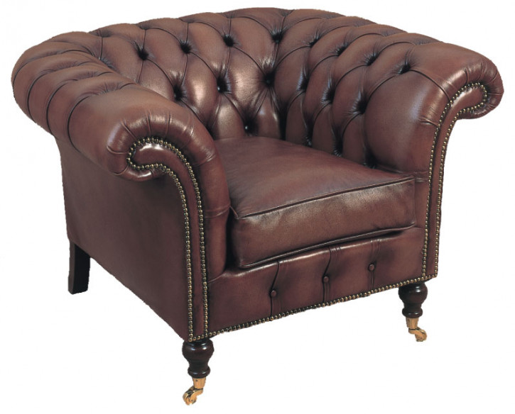 """Victorian Tub Chair"" Chesterfield Sessel"