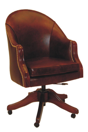 """Surry Chair"" Chesterfield Drehstuhl Büromöbel"