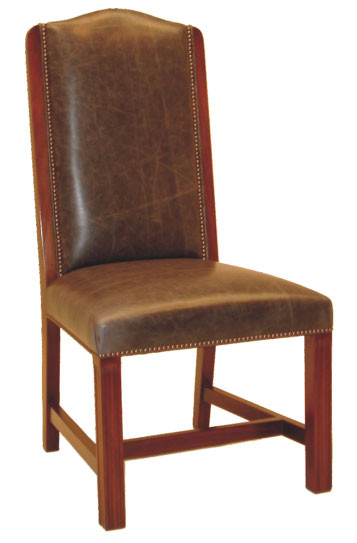 Chesterfield Diane Chair braun